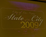 Vegas State of City 2009