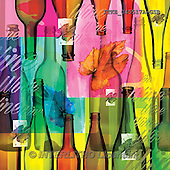 Isabella, MODERN, MODERNO, paintings+++++,ITKE045517A-GSB,#n# bottles