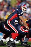 5 November 2006: Buffalo Bills quarterback J.P. Losman (7) in action against the Green Bay Packers at Ralph Wilson Stadium in Orchard Park, NY. The Bills defeated the Packers 24-10. Mandatory Photo Credit: Ed Wolfstein Photo.<br />