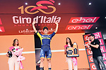 Caleb Ewan (AUS) Orica-Scott wins Stage 7 of the 100th edition of the Giro d'Italia 2017, running 224km from Castrovillari to Alberobello, Italy. 12th May 2017.<br /> Picture: LaPresse/Gian Mattia D'Alberto | Cyclefile<br /> <br /> <br /> All photos usage must carry mandatory copyright credit (&copy; Cyclefile | LaPresse/Gian Mattia D'Alberto)