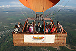 20110221 FEBRUARY 21 Cairns Hot Air Ballooning