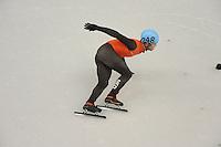 OLYMPICS: SOCHI: Iceberg Skating Palace, 13-02-2014, Shorttrack, 5000m Relay Men, Semifinals, Sjinkie Knegt (#248 | RUS), ©photo Martin de Jong