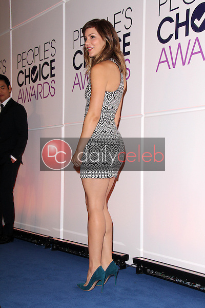 Katharine McPhee<br /> at the People's Choice Awards 2015 Nominations Announcement, Paley Center for Media, Beverly Hills, CA 11-04-14<br /> David Edwards/DailyCeleb.com 818-249-4998