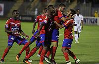 Deportivo Pasto vs Fortaleza ,5-11-2016.LA II_2016