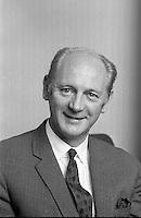 Jack Lynch Taoiseach.19/04/1971