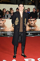 LONDON, UK. November 28, 2016: Hector Bellerin at the &quot;I Am Bolt&quot; World Premiere at the Odeon Leicester Square, London.<br /> Picture: Steve Vas/Featureflash/SilverHub 0208 004 5359/ 07711 972644 Editors@silverhubmedia.com