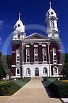 County courthouse, Franklin, Venango Co., PA
