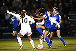 2015 BYU Women's Soccer vs Saint Mary's