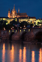 Charles Bridge, Prague, Czech Republic<br />