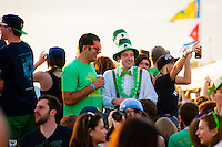 MIAMI, FL -- January 7, 2013 -- University of Alabama defeats Notre Dame in the Discover BCS Championship National Championship at Sun Life Stadium in Miami, Florida.  (PHOTO / CHIP LITHERLAND)