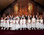 May 4th First Communion
