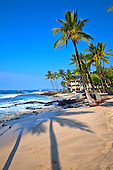 Honls Beach, Kailua Kona, Island of Hawaii, Hawaii