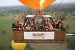 20111029 Saturday October 29 Gold Coast Hot Air ballooning