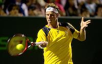 David NALBANDIAN (ARG) against Victor TROICKI (SRB) in the second round of the men's singles. Nalbandian beat Troicki 6-3 4-6 6-4..International Tennis - 2010 ATP World Tour - Sony Ericsson Open - Crandon Park Tennis Center - Key Biscayne - Miami - Florida - USA - Fri 26 Mar 2010..© Frey - Amn Images, Level 1, Barry House, 20-22 Worple Road, London, SW19 4DH, UK .Tel - +44 20 8947 0100.Fax -+44 20 8947 0117