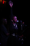 South African superstar, Simphiwe Dana.<br /> performs at the Red Rooster's Ginny&rsquo;s Supper Club in Harlem, NY
