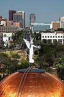 Arizona Capitol Dome View.Photo by AJ Alexander