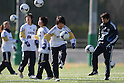 Miki Hirata (JPN), ..FEBRUARY 12, 2012 - Football / Soccer : Nadeshiko Japan team training Wakayama camp at Kamitonda Sports Center in Wakayama, Japan. (Photo by Akihiro Sugimoto/AFLO SPORT) [1080]