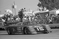 #15 Chevy March 84G of John Kalagian, John Lloyd, and Tommy Grunnah in action at the 12 Hours of Sebring, at Sebring Raceway, Sebring, FL, March 23, 1985.  (Photo by Brian Cleary/www.bcpix.com)