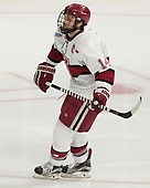 Alexander Kerfoot (Harvard - 14) - The Harvard University Crimson defeated the Air Force Academy Falcons 3-2 in the NCAA East Regional final on Saturday, March 25, 2017, at the Dunkin' Donuts Center in Providence, Rhode Island.