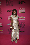 """My Black is Beautiful Grace Janes Attends """"BLACK GIRLS ROCK!"""" Honoring legendary singer Patti Labelle (Living Legend Award), hip-hop pioneer Queen Latifah (Rock Star Award), esteemed writer and producer Mara Brock Akil (Shot Caller Award), tennis icon and entrepreneur Venus Williams (Star Power Award celebrated by Chevy), community organizer Ameena Matthews (Community Activist Award), ground-breaking ballet dancer Misty Copeland (Young, Gifted & Black Award), and children's rights activist Marian Wright Edelman (Social Humanitarian Award) Hosted By Tracee Ellis Ross and Regina King Held at NJ PAC, NJ"""