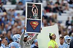19 November 2016: UNC play calling card. The University of North Carolina Tar Heels hosted the The Citadel, The Military College of South Carolina Bulldogs at Kenan Memorial Stadium in Chapel Hill, North Carolina in a 2016 NCAA Division I College Football game. UNC won the game 41-7.