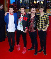 MAR 06 Union J at M&M's World