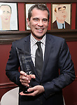 attends the The Robert Whitehead Award presented to Mike Isaacson at Sardi's on May 10, 2017 in New York City.