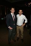 John Dowling and Daniel Pepice-Mercedes-Benz New York Fashion Week Autumn/Winter 2013 - Boast Presentation Held at the The Harvard Club, NY  2/7/13