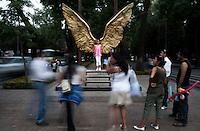 Jorge Marin Esculturas Reforma, Mexico DF
