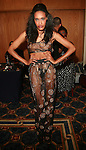 Model Wearing Designs by Marco Hall attend COVERGIRL Queen Collection Presents The 2nd Annual Blackout Awards Held at Newark Hilton Gateway, NJ 6/12/11