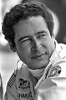 HAMPTON, GA - APRIL 22: Danny Ongais (#25 Parnelli VPJ6C/Cosworth TC) at the Gould Twin Dixie 125 event on April 22, 1979, at Atlanta International Raceway near Hampton, Georgia.