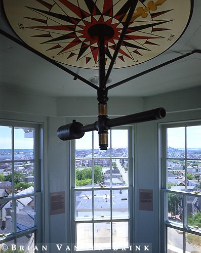 Turk, Tracey & Larry Architects.Portland Observatory Renovations.Portland, Me.