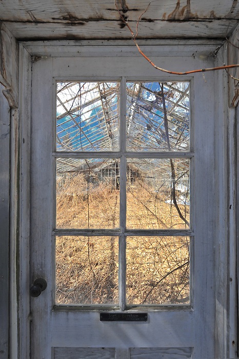 Overgrown Abandoned Greenhouse of the Grossingers Resort in the Catskills