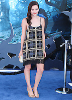 HOLLYWOOD, LOS ANGELES, CA, USA - MAY 28: Haley Ramm at the World Premiere Of Disney's 'Maleficent' held at the El Capitan Theatre on May 28, 2014 in Hollywood, Los Angeles, California, United States. (Photo by Xavier Collin/Celebrity Monitor)