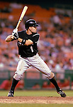 14 June 2006: Jamey Carroll, second baseman for the Colorado Rockies, in action against the Washington Nationals in Washington, DC. The Rockies defeated the Nationals 14-8 in front of 24,273 fans at RFK Stadium...Mandatory Photo Credit: Ed Wolfstein Photo...