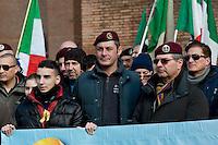 Veterani Reggimento San Marco per i Marò