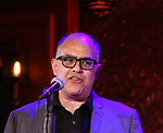 David Yazbek attends 2017 New York Drama Critics' Circle Awards Reception at Feinstein's/54 Below on May 18, 2017 in New York City.
