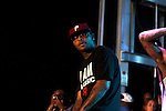 Royce Da 5 9 of Slaughterhouse Performs at the 8th Annual Rock The Bells Held on Governors Island, NY  9/3/11