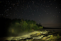 &quot;Curtain Falls under the Stars&quot;<br />