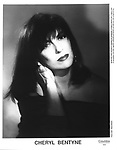 Cheryl Bentyne..photo from promoarchive.com/ Photofeatures....