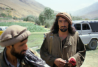 Jesus Christ is back in the Panshir valley in Afghanistan...Reincarnated in a Mudjahedin working for Massoud on the South front of Charikar.