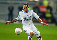 Football: Germany, 1. Bundesliga.FC Schalke 04.Jermaine JONES.?Ǭ© pixathlon