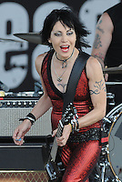 JUL 27 Joan Jett  In Concert at The 32nd annual QuickChek New Jersey Festival of Ba