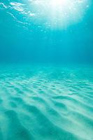 Clear turquoise water<br /> Virgin Islands National Park<br /> St. John<br /> U.S. Virgin Islands
