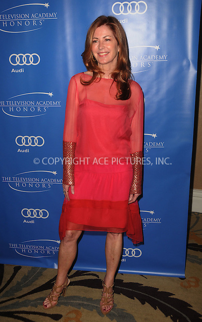 WWW.ACEPIXS.COM . . . . .  ....May 2 2012, New York City....Dana Delany arriving at The Academy Of Television Arts & Sciences' 5th Annual Television Honors at Beverly Hills Hotel on May 2, 2012 in Beverly Hills, California....Please byline: PETER WEST - ACE PICTURES.... *** ***..Ace Pictures, Inc:  ..Philip Vaughan (212) 243-8787 or (646) 769 0430..e-mail: info@acepixs.com..web: http://www.acepixs.com