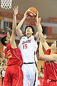 Joji Takeuchi (JPN), SEPTEMBER 15, 2011 - Basketball : 26th FIBA Asia Championship Preliminary round Group C match between Japan 81-59 Indonesia at Wuhan Sports Center in Wuhan, China. (Photo by Yoshio Kato/AFLO)