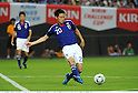 Maya Yoshida (JPN),AUGUST 10, 2011 - Football / Soccer :Kirin Challenge Cup 2011 match between Japan 3-0 South Korea at Sapporo Dome in Sapporo, Hokkaido, Japan. (Photo by Takamoto Tokuhara/AFLO)