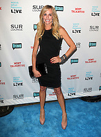Taylor Armstrong.Bravo's Andy Cohen's Book Release Party For &quot;Most Talkative: Stories From The Front Lines Of Pop Held at SUR Lounge, West Hollywood, California, USA..May 14th, 2012.full length black dress clutch bag hand on hip.CAP/ADM/KB.&copy;Kevan Brooks/AdMedia/Capital Pictures.