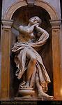 Mary Magdalene, GianLorenzo Bernini 1661-62, Chigi Chapel, Cathedral of Siena, Santa Maria Assunta, Siena, Italy