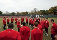 USMNT Practice vs Costa Rica